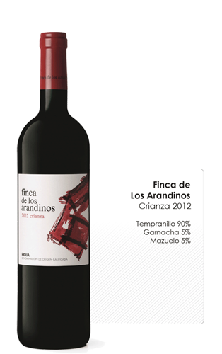 Finca De Los Arandinos Wine (English)